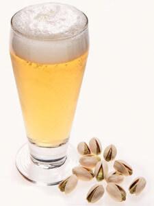 בירה ופיסטוקים