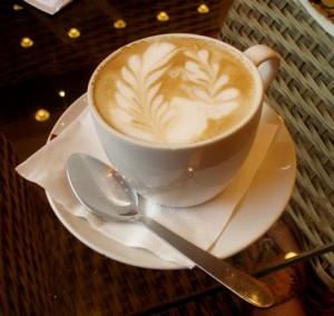 קפה הפוך
