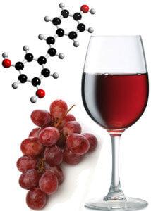 resveratrol-wine