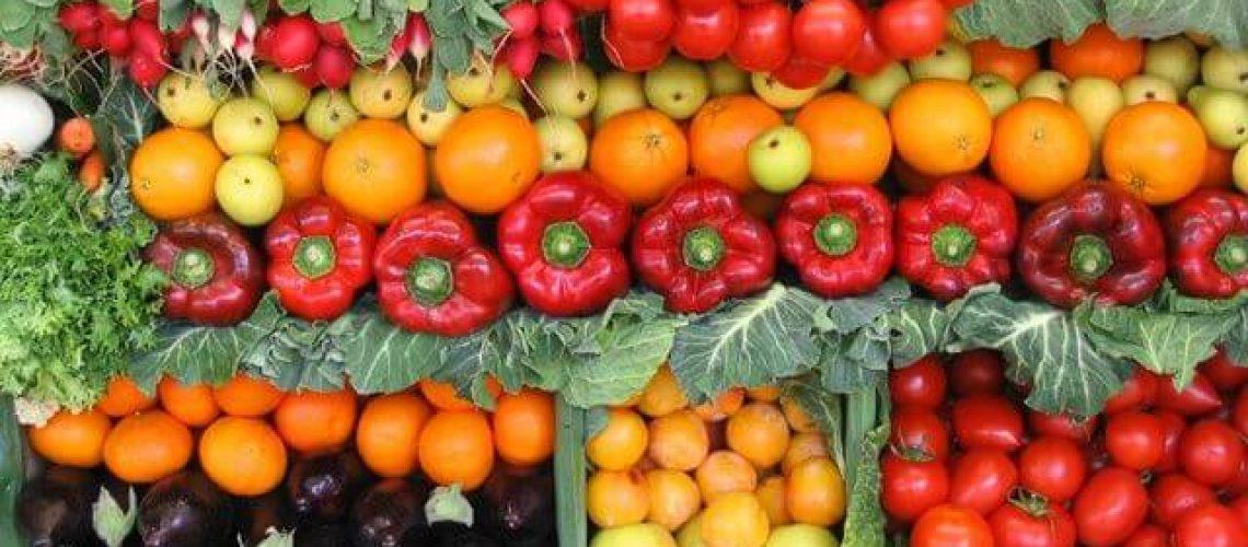 תפריט דיאטה לצמחונים – 1200 קלוריות