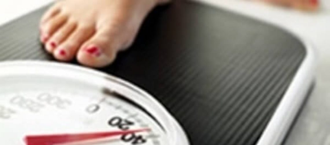להגיע למשקל הנכון